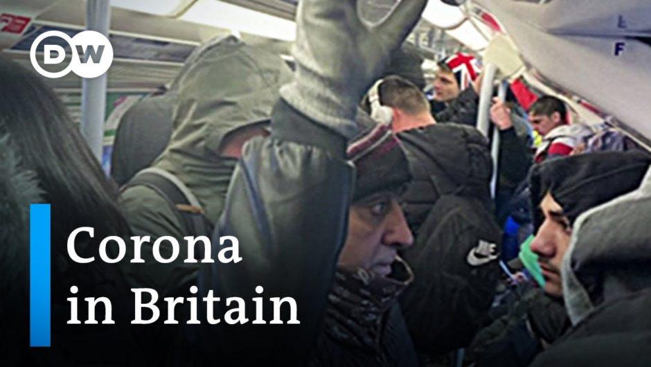 Coronavirus: Boris Johnson puts Britain on lockdown after death toll surges   DW News