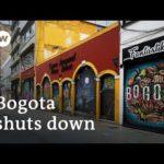 Coronavirus: Bogota conducts quarantine drill ahead of Colombia lockdown   DW News