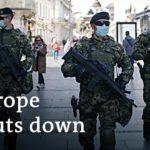 Coronavirus update: Europe starts closing down borders | DW News