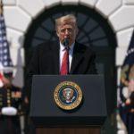 Trump, aides float outlier theory on origins of coronavirus