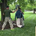 Kentucky gov hanged in effigy as gun protest turns against coronavirus restrictions