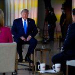 President Trump takes swipe at Virginia's coronavirus response, says some states not reopening 'fast enough'