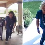 Porch pirates in Washington dress up as nurses to steal packages amid coronavirus, police say