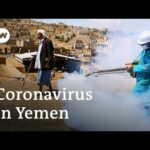 Coronavirus outbreak in war-torn Yemen would be 'catastrophic' | DW News