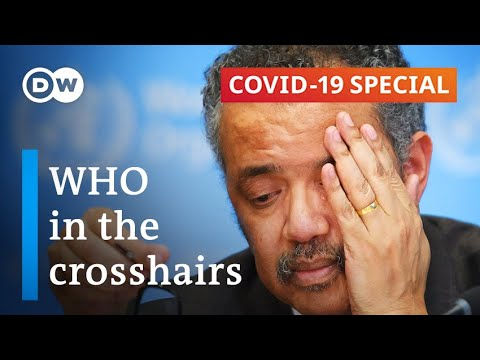 What is the WHO and how is it handling the coronavirus pandemic?   COVID-19 Special