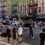 Hundreds pack St. Marks Place to drink despite coronavirus