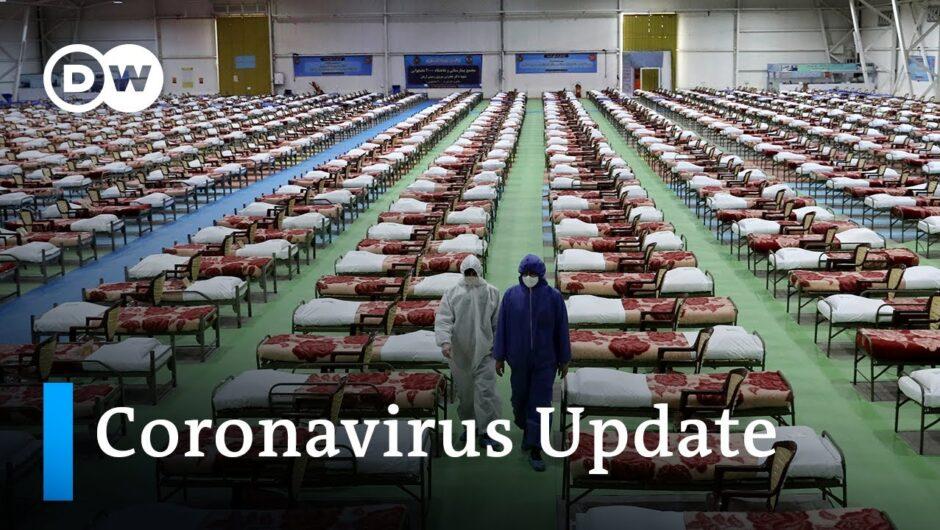 Coronavirus update: 770,000 cases, 33,000 deaths | DW News