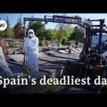 Coronavirus: Spain extends lockdown after death toll spikes   DW News