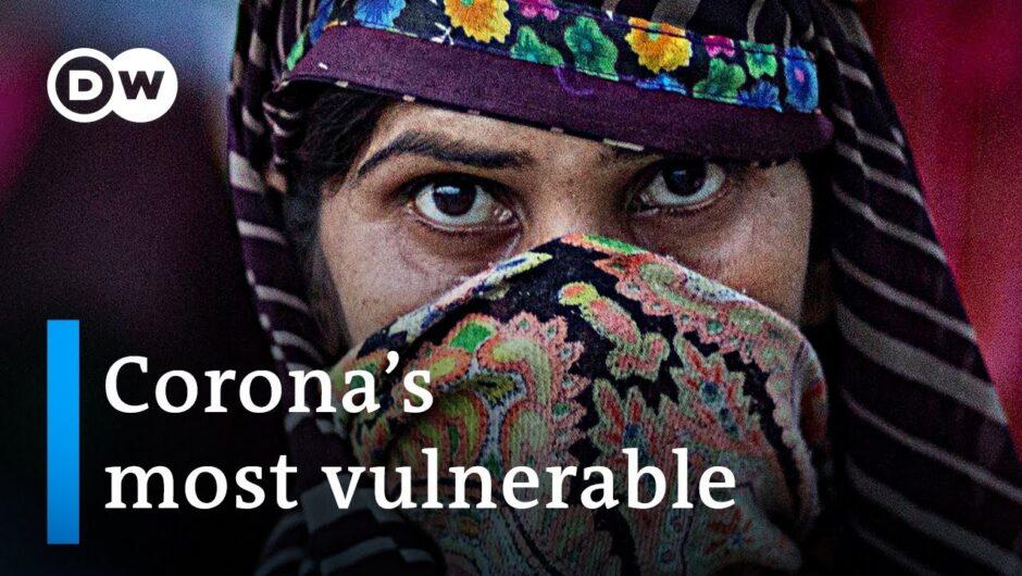 How hard will the Coronavirus hit the global south?   DW News