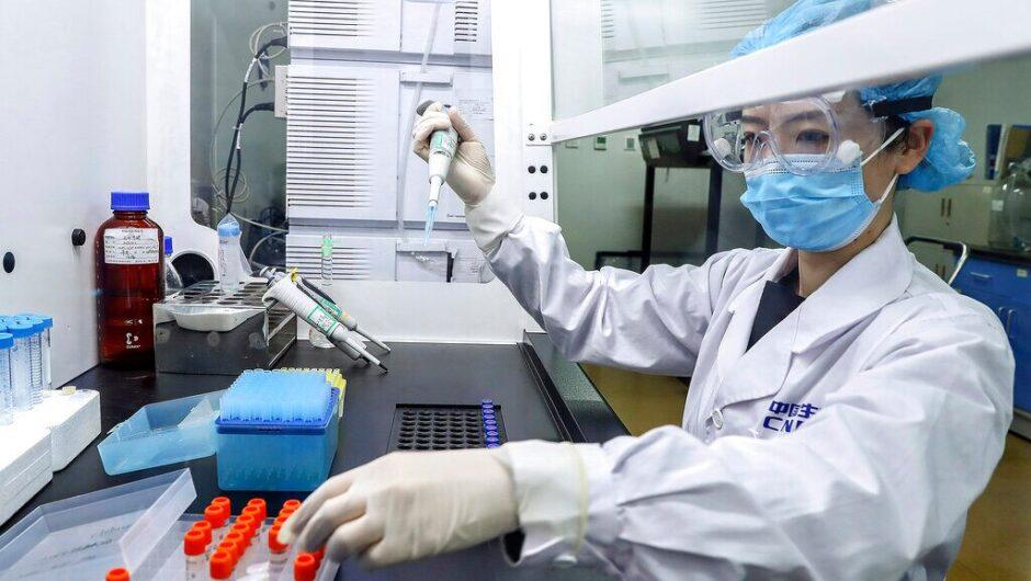 Head of Chinese CDC says he's taking experimental coronavirus drug