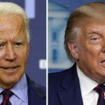Biden, Trump clash over coronavirus vaccine