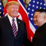 North Korea's Kim Jong Un offers sympathies to Trump, first lady after COVID-19 diagnoses