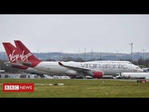Coronavirus: Virgin Atlantic to cut thousands of jobs and end Gatwick operations – BBC News