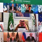 Trump calls into virtual G20 summit, talks COVID-19 with world leaders