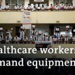 Medics demand protective equipment as Latin America becomes corona hot zone | Coronavirus Update