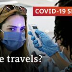 How likely are coronavirus transmissions during flights?   COVID-19 Special