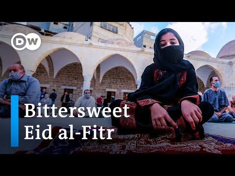 Muslims celebrate end of Ramadan under shadow of coronavirus | DW News