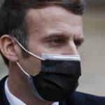 France's Macron tests positive for coronavirus