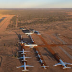 Airlines warned about safety of planes leaving COVID-19 storage