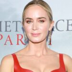 Emily Blunt says that being with her kids has been a 'saving grace' amid coronavirus pandemic