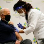 Biden plans to release the entire coronavirus vaccine supply instead of reserving half to guarantee second doses