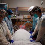 US coronavirus cases hit 20M mark, hospitalizations surpass 125,000 for second straight day