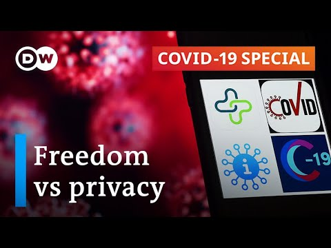 Can coronavirus tracking apps protect data privacy?   COVID-19 Special