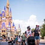 Disney World guest who was handcuffed for refusing a COVID-19 temperature check told sheriffs he had spent too much money at the resort to be arrested
