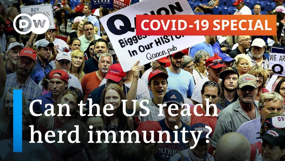 Is skepticism undermining US vaccination efforts?   COVID-19 Special