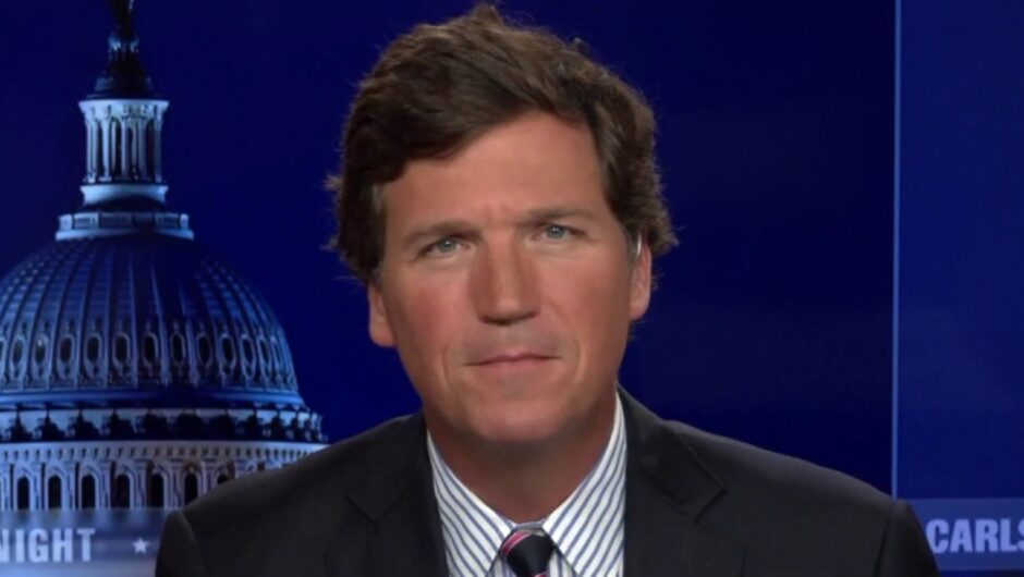 Tucker Carlson: Coronavirus was enhanced during 'reckless, ghoulish, very dangerous experiments'