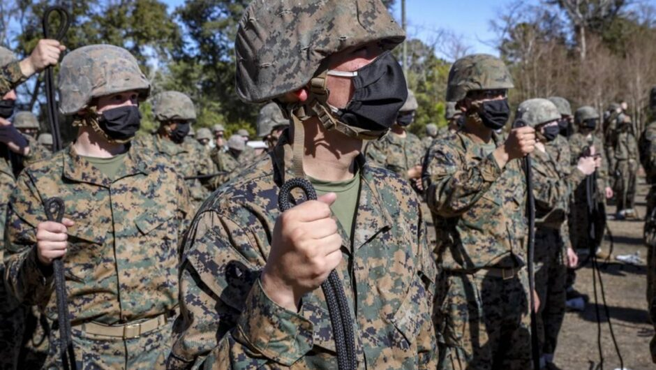 How many Marines in SC have gotten a COVID-19 vaccine? Here's what the military says