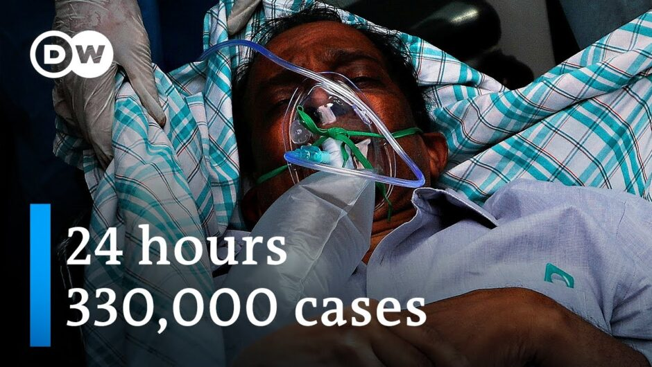 India's hospitals in 'apocalyptic' battle against COVID-19 | DW News