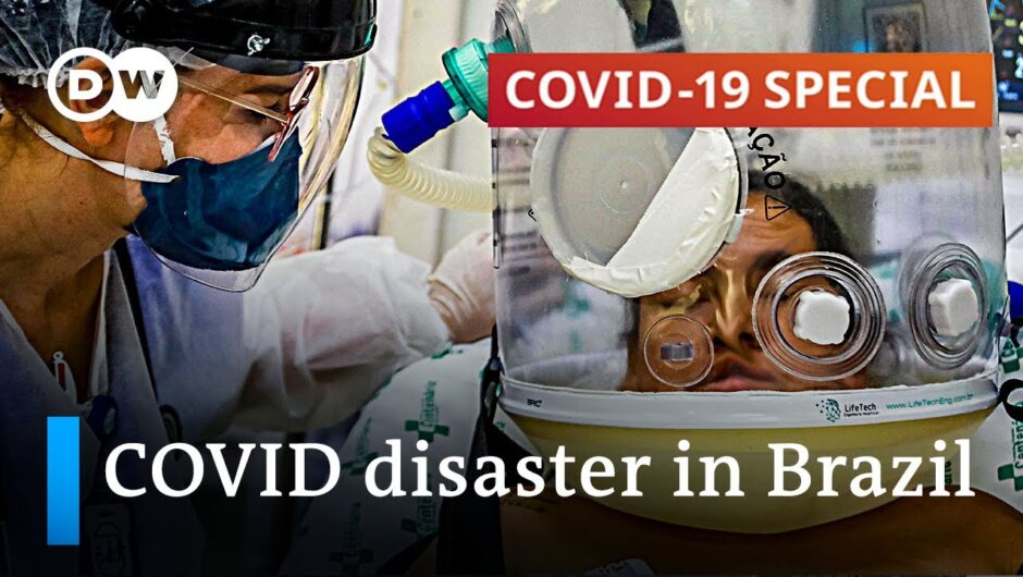 How Brazil's coronavirus response went from bad to absolute disaster | COVID-19 Special