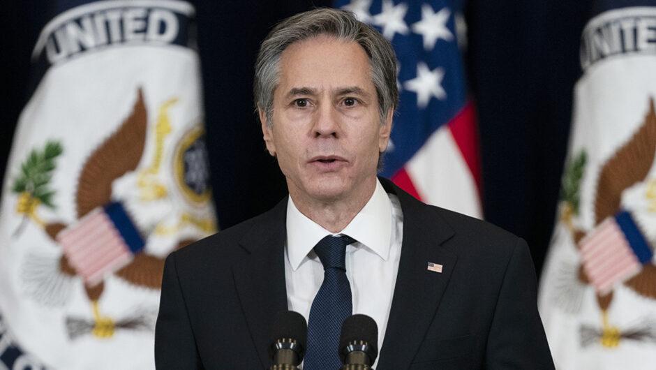 Secretary Blinken calls China's coronavirus origin cooperation 'highly deficient'