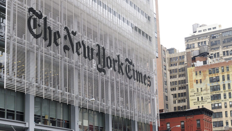Critics slam Pulitzer Prize after NY Times honored for coronavirus coverage: 'Award has lost all meaning'