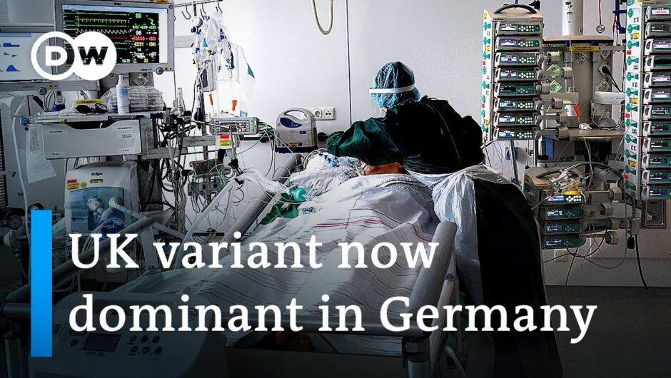 Coronavirus Germany: 3rd wave may be deadliest yet | DW News