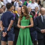 Kate Middleton steps out for first time after COVID-19 isolation at Wimbledon with Prince William
